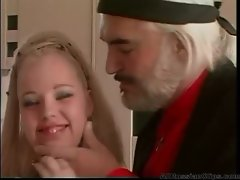 Sexy Blond Russian Titty Bangs Legend russian cumshots swallow