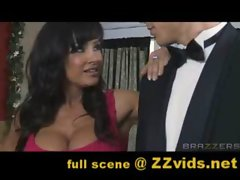 Amazing busty milf Lisa Ann hot fuck!!! Full scene at www.ZZvids.net