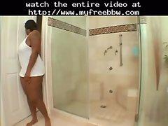 Skyy Showering Topdog  BBW fat bbbw sbbw bbws bbw porn plumper fluffy cumshots cumshot chubby