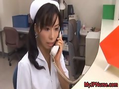 Doctor Has Hina Hanamis Tight Nurse