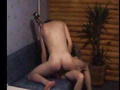 Rus lady get banged and tell upon strang