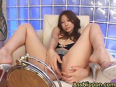 Ahihiro Hara Sensual japanese lassie gets