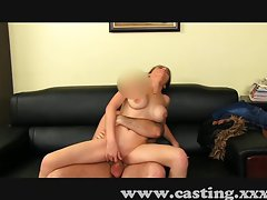 Amazing body amateur in casting