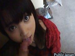 Haruka Itoh Luscious Asian suck