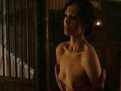 Laura Haddock Filthy Doggie in Da Vinci Demons