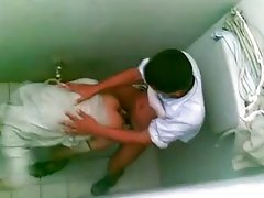 arab hijab Lads caught shagging puBlic toilet