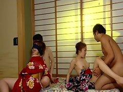 joyfull-risa and yuuka 3-by PACKMANS