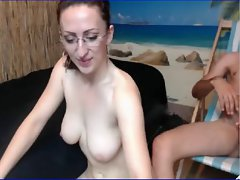Filthy butthole on webcam