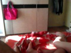 Morning handjob - me and my babe - bulgarian
