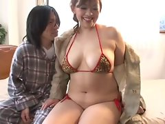 Censored thick asian wench fuck