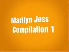 Marilyn Jess 1 German Vintage Compilation 70s 80s