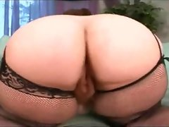 Huge Naughty bum Veronica Bottoms Screws Her Trainer