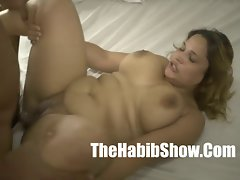 Brazilian too thick big naughty butt culo gets free lunchtime phallus