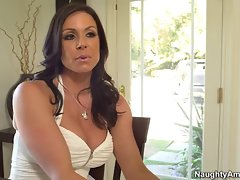 Randy America puma with big melons Kendra Lust