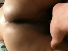 Fingering my mexican wifes vagina