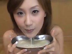 Extreme Japan bukkake #3