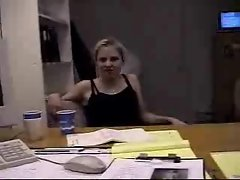 Audition #29 (21 y.o. Blondie Curious Girl)