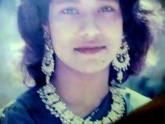 Cum Tribute to sensual indian cutie