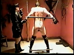 Leather Mistress Del Rio Brutal Domination