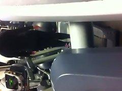 Heavy Butt on Treadmill