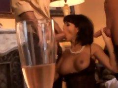 Yasmine Quick Fuck at Budapest