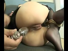 Seductive japanese Bondage Fuck (uncensored)