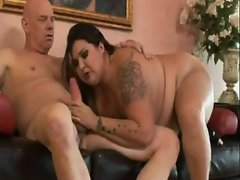Luscious Stepmom n120 dark haired backdoor thick experienced