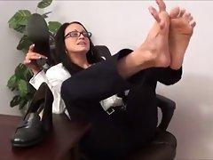 boss feet