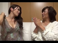 34yr experienced Maki Houjo Picks Up 2 Housewifes vol 2 (Uncensored)
