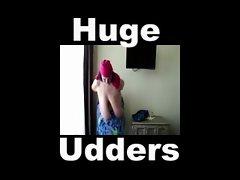 Huge Udders