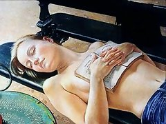 Sensuous Erotic Art of Francine Van Hove