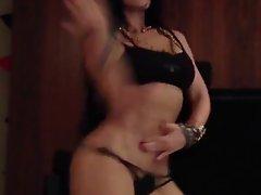Latino Lady Dance