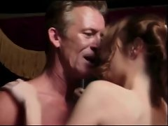 Aged Cowboy Up Wee Knockers Anne's Teensy Stunning anal