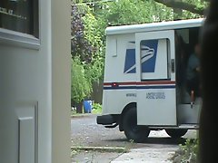 Naked for Mail Lady