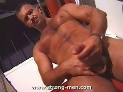 Luscious Hirsute Muscle Stud