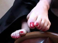 Foot Tease 2