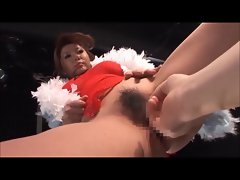 Experienced Dancer Stage Show clip 01 (JAV excerpt)