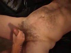Experienced cum eaters in a versatile bareback.