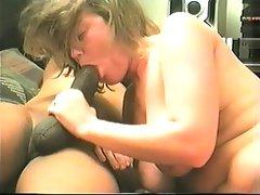 White slutty wife admiring BBC1 - part 4 of 4