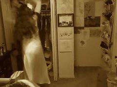 Darcy, 18, dances like a nympho