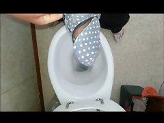 Cumming on friend's mom's panties