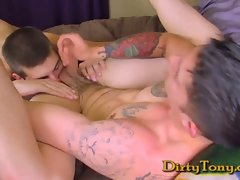 JAYDEN JAMES GETS Obscene