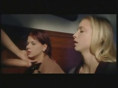 Simony Diamond and Allyssa 3some