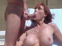 Twyla: Artificial Tit Cocksucker