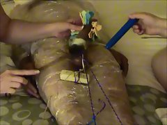 Ms. Sadie & Ms. Sweetz Tease, Deny, & Torture Their Mummy
