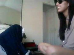Seductive Latina and her BBC Banging Around