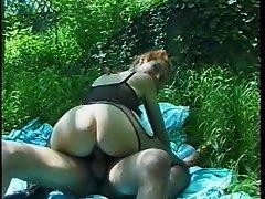 Test butthole pour la reine du film amateur