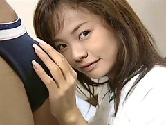 Comely 18 years old Seductive japanese Girl's Lewd Sexual Fanny Banged