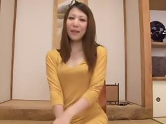 37yr aged Sanae Siraishi gets Creampied (Uncensored)