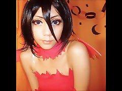 Happy Halloween from Rukia